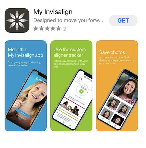 invisalign app